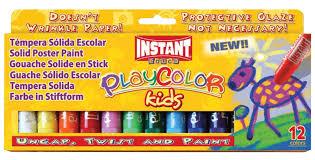 tempera paint stick set specialty marketplace