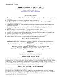 cover letter new graduate nursing resume template new graduate