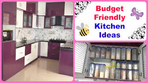 kitchen tour organizing ideas budget friendly interior ideas