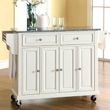 white kitchen island granite top kitchen island cart granite top crosley black granite top portable