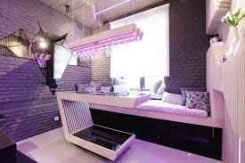 purple kitchen decorating ideas kitchen colorful kitchen decorating with purple sof light design