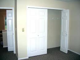 Fabric Closet Doors Closet Doors Ikea S Installation Hacks Sliding Mirror