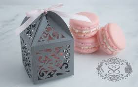 macaron wedding favors wedding favors macaron favor opulent wedding ornate favor