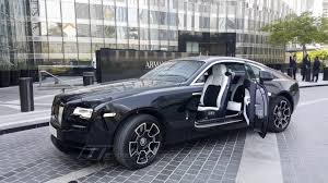 roll roll royce rolls royce wraith black badge 2017 dare to be different youtube