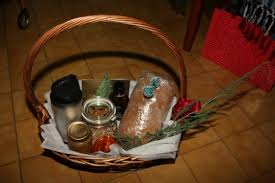 Gift Food Baskets Diy Gift Idea Holiday Breakfast Basket Inhabitat Green Design