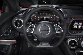 2018 chevy camaro zl1 detail interior features autosduty