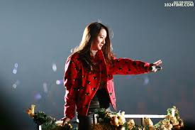 f x krystal christmas wonderland concert fashion