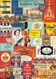 cavallini postcards italy cavallini print london postcards 20 x 28 dolphin papers