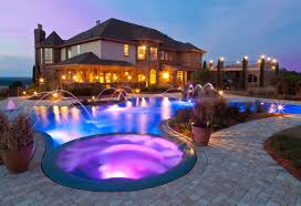 Beautiful Pool Backyards by Innovative Swimming Pools Cox Pools
