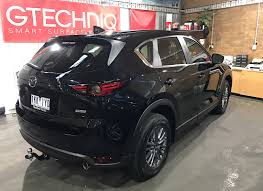 pro mazda new mazda cx 5 single stage gloss enhancement and application of