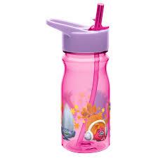 zak design zak designs bpa free products trolls water bottle poppy