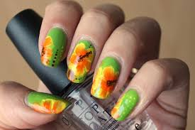 16 cute floral nail art ideas ideal for spring and summer style