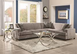 Chenille Sectional Sofa Chenille Sectional 2018 Couches And Sofas Ideas