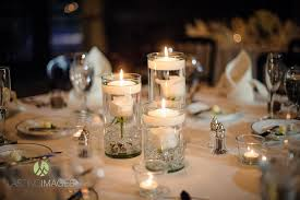 centerpieces ideas wedding reception floating candles centerpiece idea 3 she said