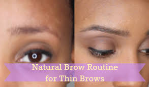 How To Fill Eyebrows How To Fill In Thin Eyebrows Avia Levon