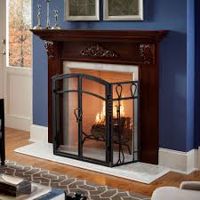 interior wood mantels and natural wood fireplace mantels also