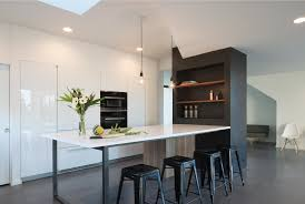 modern kitchen cabinets seattle modern seattle home lets the sunshine in freshome