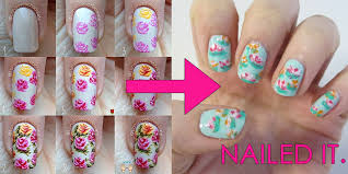 can the amazing nail tutorials of pinterest be done by a normal