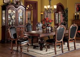 Mahogany Dining Room Furniture Dining Room Formal Dining Room Design With Brown Mahogany