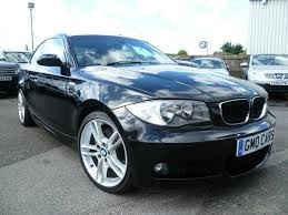 used bmw cars uk used bmw 1 series car 2008 black diesel 123d m sport coupe for
