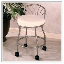 bathroom vanity chairs with casters u2013 bathroom ideas