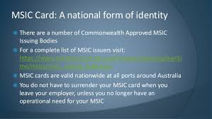 how much does an msic card cost