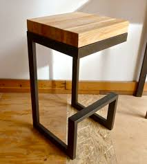 reclaimed wood bar stools ideas home furniture blog great
