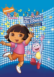 Im The Map Various Artists Dora The Explorer 3 Cd Gift Collection Amazon