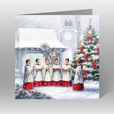 paper house charity christmas cards ph3296 pack of 6 cards