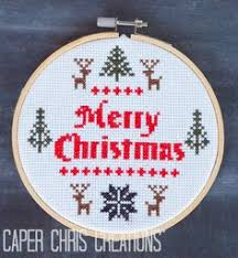 cross stitch pattern merry merry want a