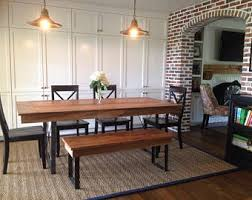 Industrial Dining Room Tables Industrial Dining Table Etsy