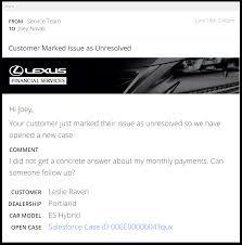 lexus financial login online survey software features getfeedback