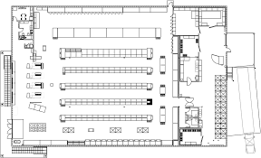 Department Store Floor Plan Requirements Save A Lot