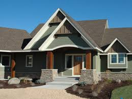 Outdoor Paint Colors by Exterior Paint Colors Brown Roof And Photos