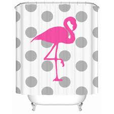 Pink Flamingo Bathroom Accessories by Best Pink Flamingos Shower Curtain Products On Wanelo
