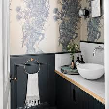 Wallpaper Bathroom Designs 32 Small Modern And Functional Bathroom Ideas Make A Small