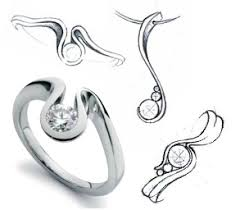 bespoke jewellery bespoke jewellery design wave jewellery manchester and kendal