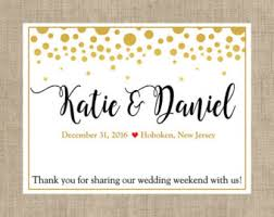personalized wedding welcome bags welcome bag label etsy