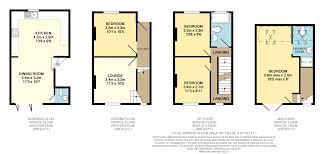4 bedroom terraced house for sale in hendon street brighton bn2 0eg