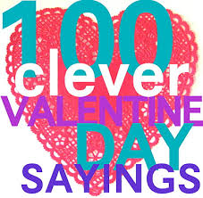 150 clever valentines sayings construction paper sour