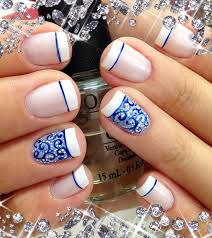 35 french nail art ideas nenuno creative