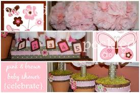 pink and brown baby shower baby shower food ideas baby shower ideas with pink and brown