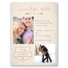 Affordable Save The Dates Art Nouveau Save The Date Card Art Deco At Ann U0027s Bridal Bargains
