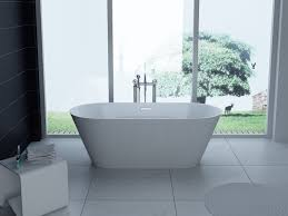 synergy lugano 1600mm 1700mm freestanding bath bathshop321
