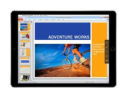 access on the ipad pro