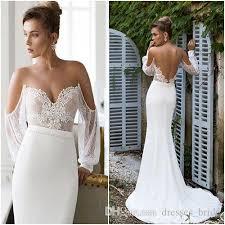 sheath wedding dresses 2015 julie vino sheath wedding dresses sweetheart the