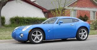 pontiac solstice 2010 pontiac solstice coupe u2013 a rare modern car