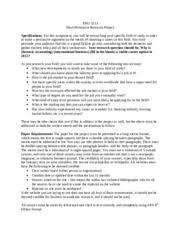 apa format notes apa format study resources