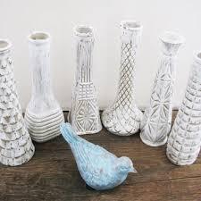 shop rustic wedding vases on wanelo