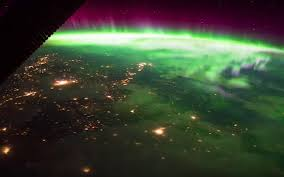 northern lights canada 2017 the northern lights are even more incredible from space